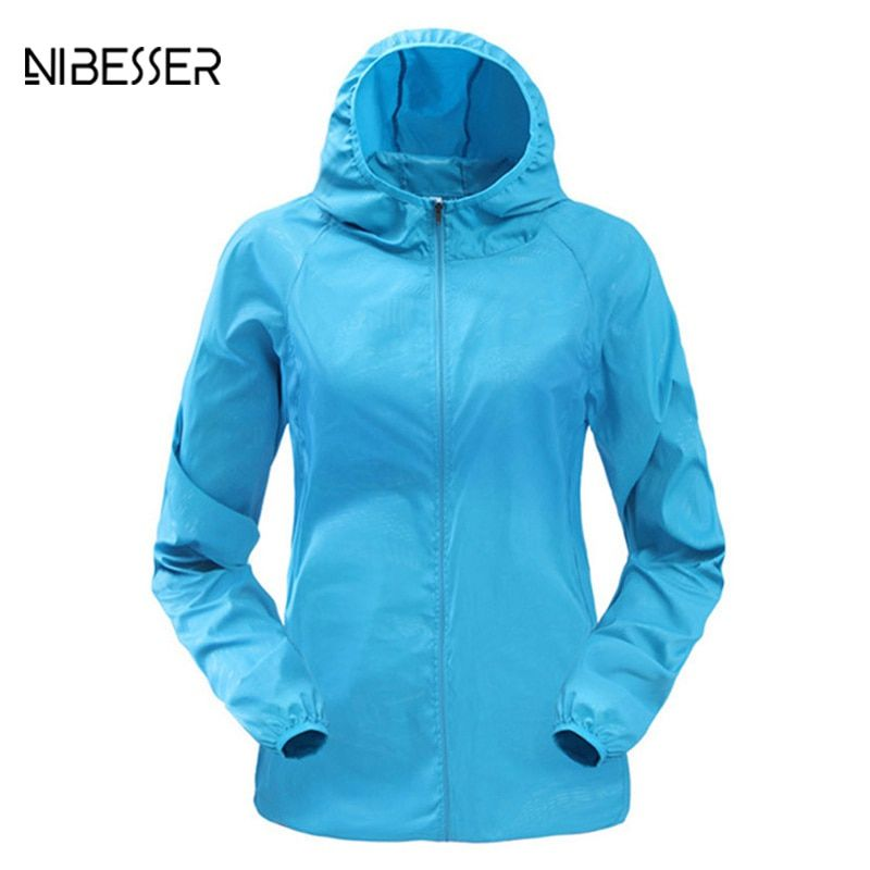 NIBESSER 2017 Autumn Plus Size 3xl Bomber Jacket Women Fashion Hooded Tops Jacket Femme Casual Candy Colors Windproof Coat