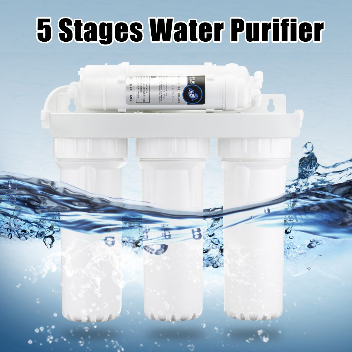 5 Stage Drinking Ultra Filtration System UF Home Purifier Water Filters Faucet Household Ultra Filtration Water Filter Kitchen