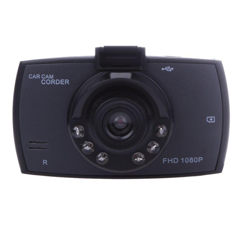 2.4 Inch LCD Car DVR VGA HD Full 1080P 6 LEDs Night Vision Car Camera Recorder 120 Degree Car dvr