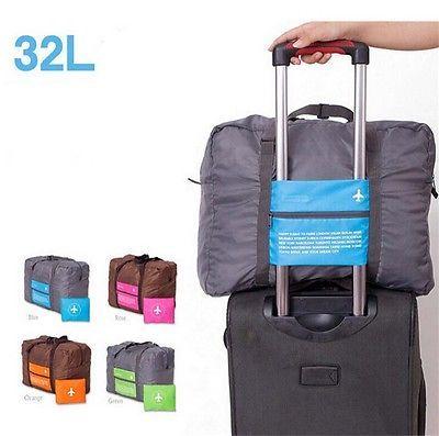 Travel Luggage Bag Big Size Folding Carry-on Duffle bag Foldable Travel Bag