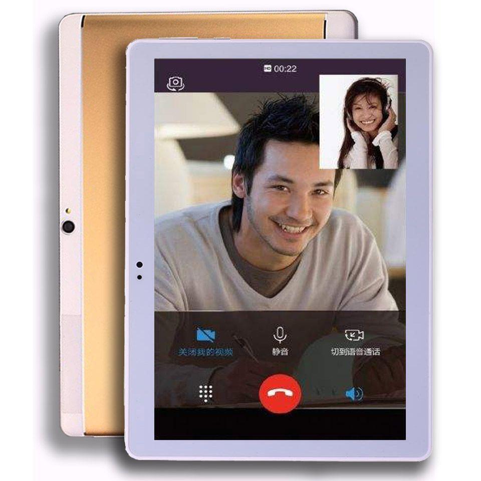 BMXC tablette ordinateur tablettes téléphone appel android 7.0 3G 4G Lte 10.1 pouces tablette pc Octa Core 1280*800/1920*1200 Bluetooth GPS