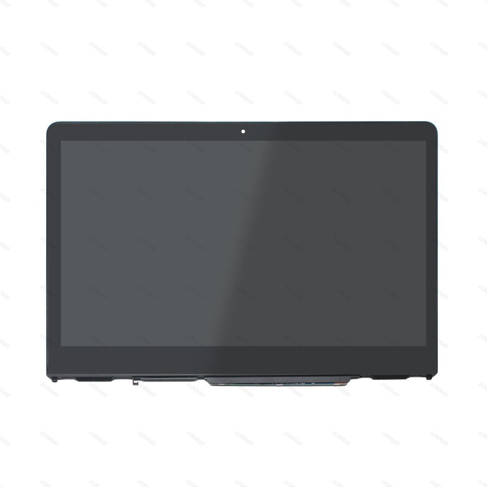 LCD Display Touch Screen Digitizer Assembly+Frame for HP Pavilion X360 14-ba105ur 14-ba022ur 14-ba106ur 14-ba022nw 14-ba017ur