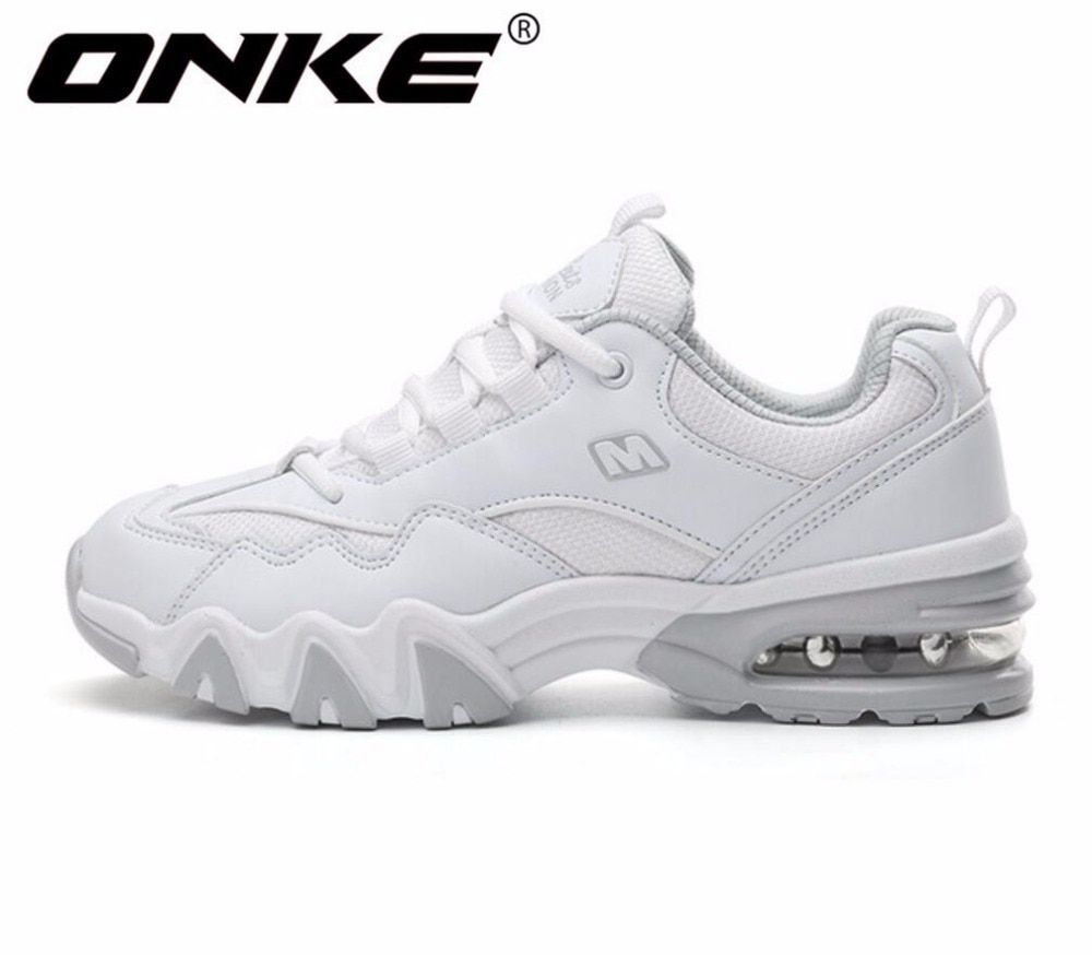ONKE New listing of Hot sales Spring and Autumn Breathable men running AIR shoes sneakers women sports shoes 816-A16