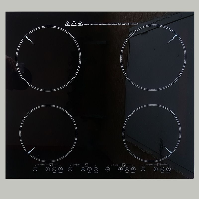 2 / 3 / 4 Heads Built-in Induction Infrared Cooker Embedded Built in Electromagnetic Cooking Burner High Power Hot Pot Stove