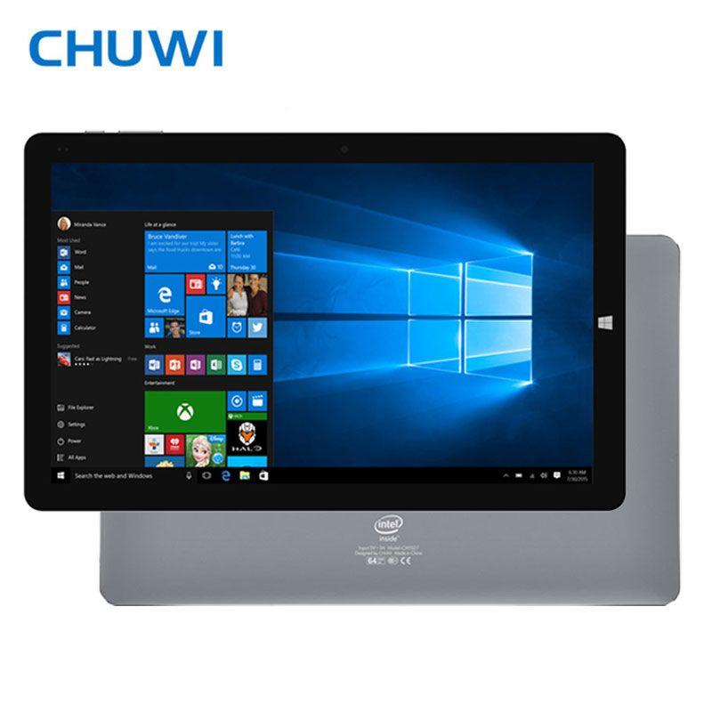 CHUWI Hi10 Плюс 10.8 дюймов tablet PC DUAL OS Windows10 и Android5.1 Intel Z8350 Quad Core 4 ГБ RAM 64 ГБ ROM Типа с Док-порт