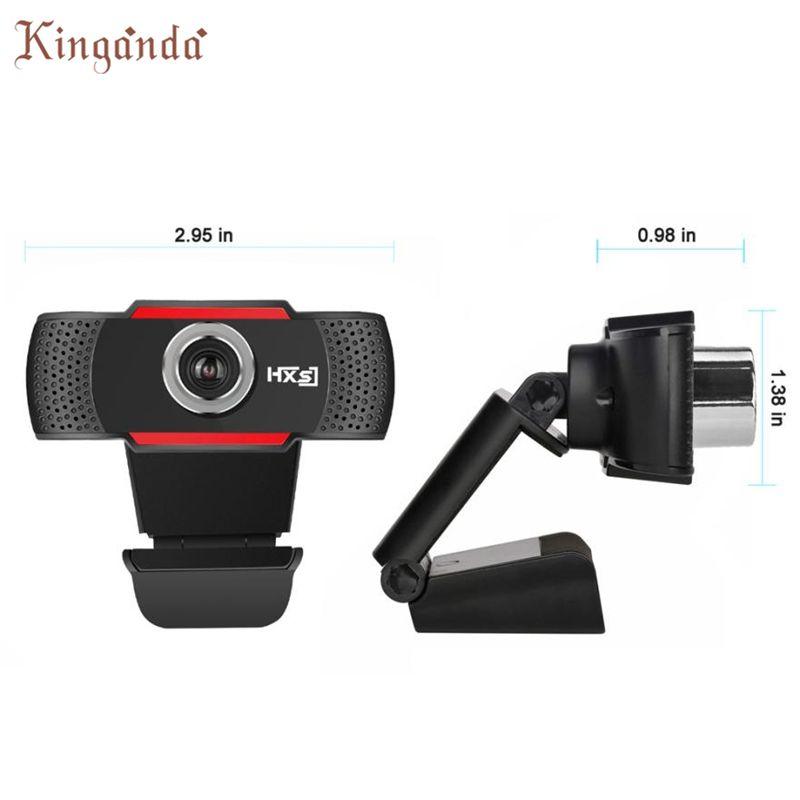 Webcam HD 720 P Megapixel USB 2.0 Kamera mit MIC für Computer PC Laptops Camara Web Drop verschiffen 17Aug11