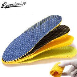 Gratis Pengiriman Spons 1 Pair Sepatu Pads Heel Cushion Sol ringan bernapas pria & wanita Pijat Kaki