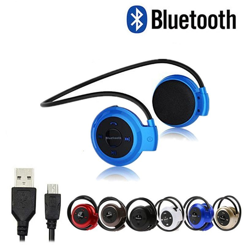 FGHGF HOT 503 Music Player Bluetooth MP3 Player 8GB 32 TF Card 40 Play Hours with FM radio player with Bluetooth headset