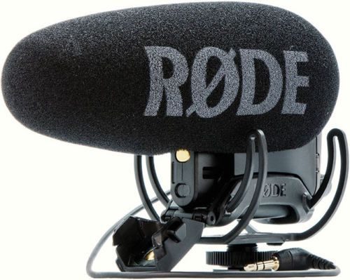 Rode VideoMic Pro+ plus Shot gun interview video camera Microphone Rycote Lyre for canon Panasonic camera DSLR