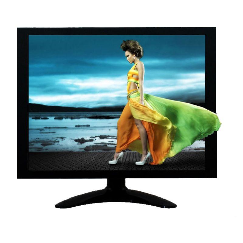 10.4 pouces coque de fer BNC HDMI hd VGA AV entrée industrielle LCD moniteur écrans d'ordinateur