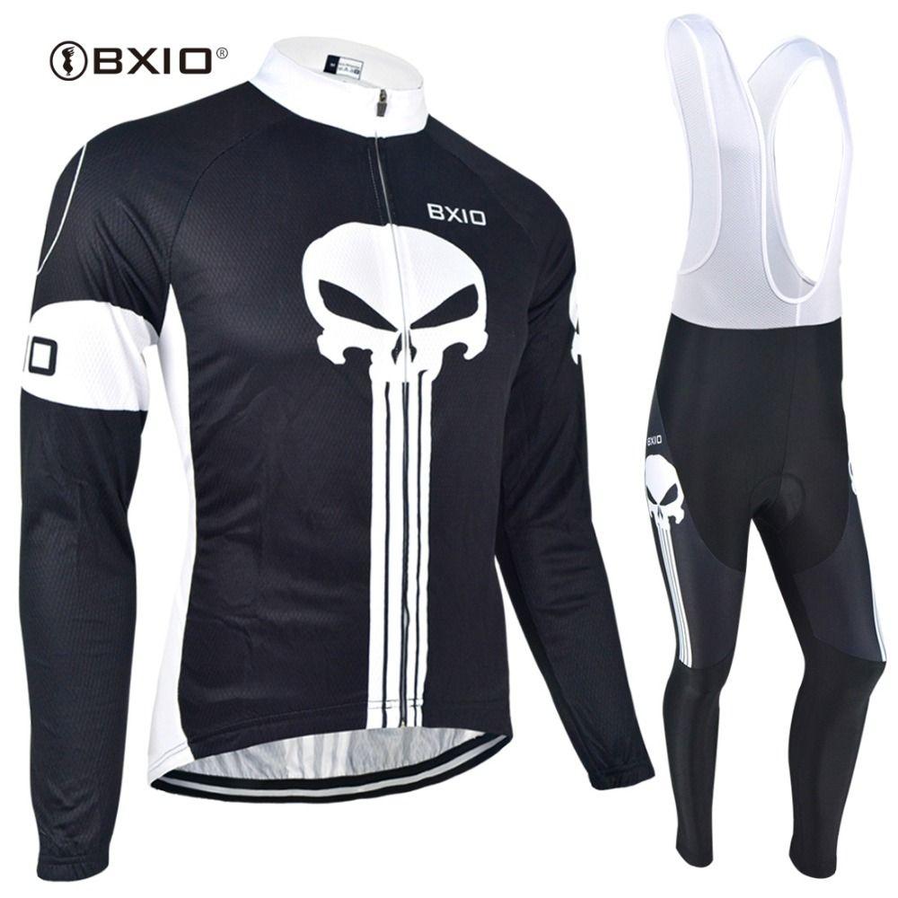 BXIO 2018 Radfahren Jersey Sets Ciclismo Fahrrad Bicicleta Radfahren Kleidung Für Männer Mountain Jersey Wielerkleding Winter Skinsuit 024