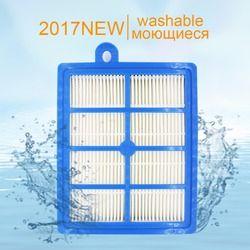 Замена H12 H13 подлежит стирке и многоразовому использованию Hepa фильтр для Philips Electrolux EFH12W AEF12W FC8031 EL012W вакуумный clener позволяет запчасти