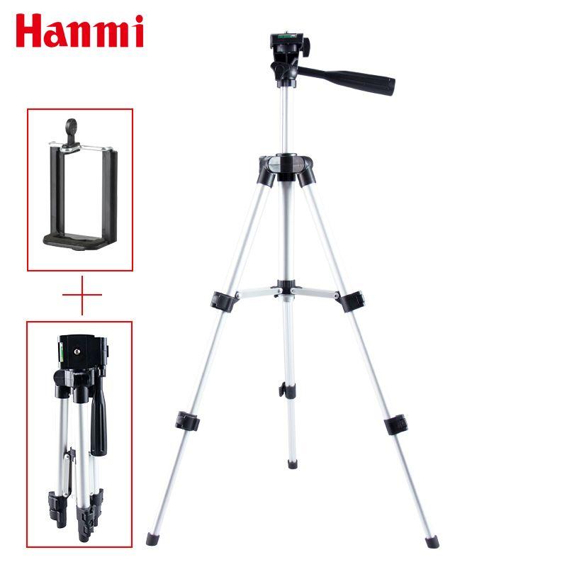 Hanmi Portable Smartphone Digital Camera Flexible Tripod For iPhone 8,7,6,6s,5 plus 5s 4 4s for Samsung S7 S6 S5 S4 Mobile Phone
