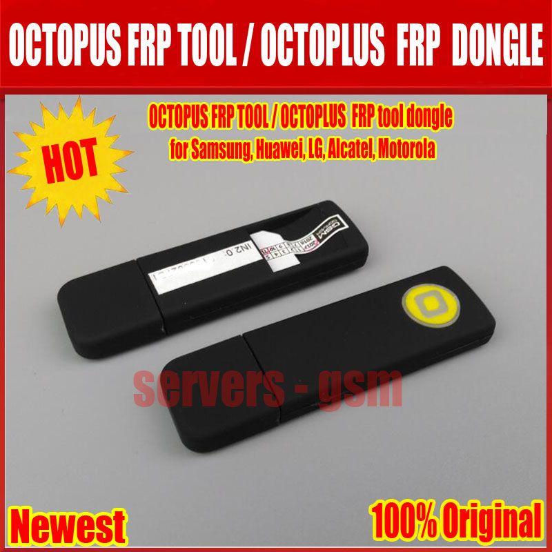 2018 Newest Original OCTOPUS FRP TOOL / OCTOPLUS FRP tool dongle for Samsung, Huawei, LG, Alcatel, Motorola