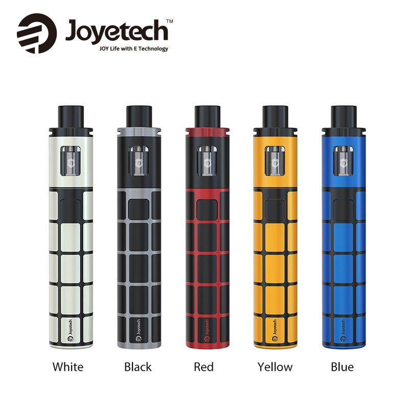 Authentic Joyetech eGo ONE TFTA Starter Kit 2300mAh Battery & 2ml Capacity & ProCL 0.6ohm Coil All In One eGo ONE TFTA Kit