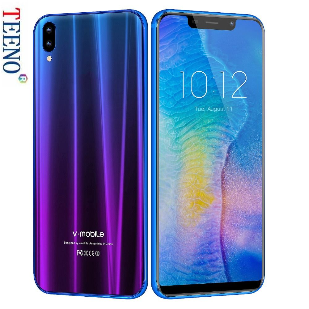 Vmobile XS Mobile Phone Android 7.0 3GB RAM 32GB ROM 5.84