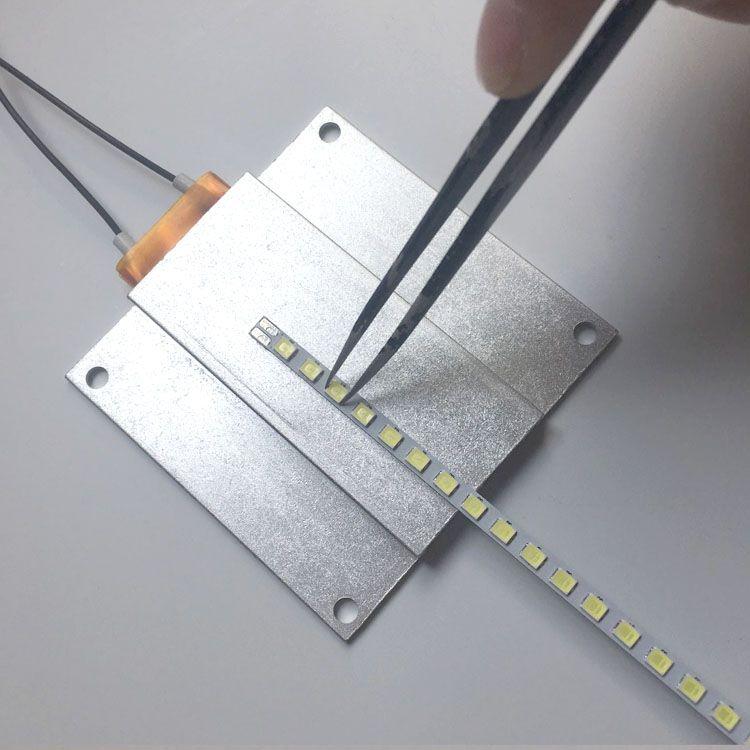 Décapant de LED chauffage puce de soudure démolition soudage BGA Station PTC plaque divisée 220 v 110 v 300 w 250 degrés