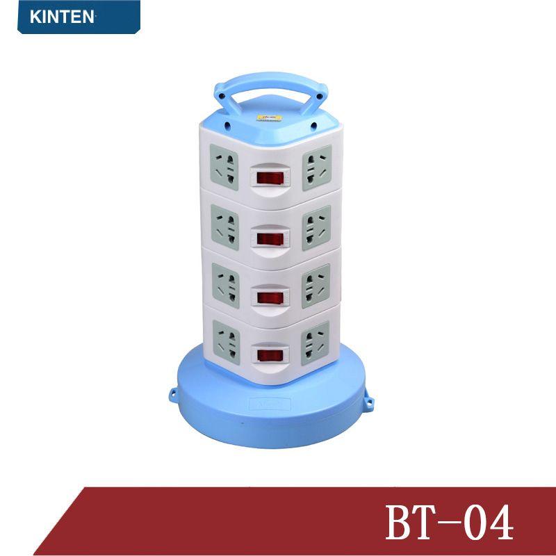 BT-04Wireless conversion socket power converter expansion adapter plug board