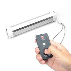 UYLED Conception Brevetée Q9IR SOS D'urgence Led Lumière Avec Télécommande Magnétique Camping Rechargeable En Plein Air Portable Lanterne