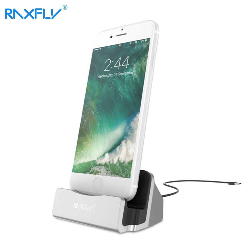 RAXFLY 5V 1A Phone Charger For iPhone 5 5s SE 6 6s 7 Plus Mini Portable Charging Dock For iPhone 7 6s Plus X 8 8 plus Chargers