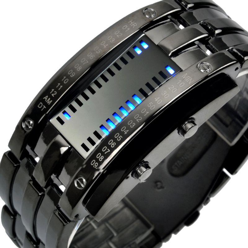 SKMEI Fashion Creative Watches Men Luxury Brand Digital LED Display 50M Waterproof Lover's Wristwatch Relogio Masculino 0926