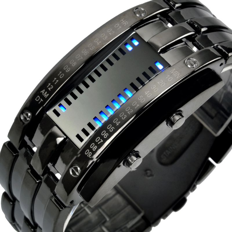 SKMEI Fashion Creative Watches Men Luxury Brand Digital LED Display 50M Waterproof Lover's Wristwatches <font><b>Relogio</b></font> Masculino