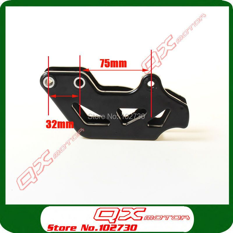 520 530 Chain Guide fit 125 200 250 300 400 450 520 525 350 EXC SX MXC SXS Guard  Dirt bike parts Free Shipping