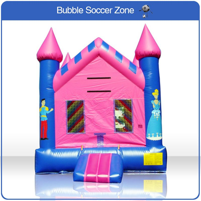 Free Shipping Home Use Inflatable Bouncer Kids Bouncy Castle Bounce House for Party Events Special Gift Ocean Balls for Gift