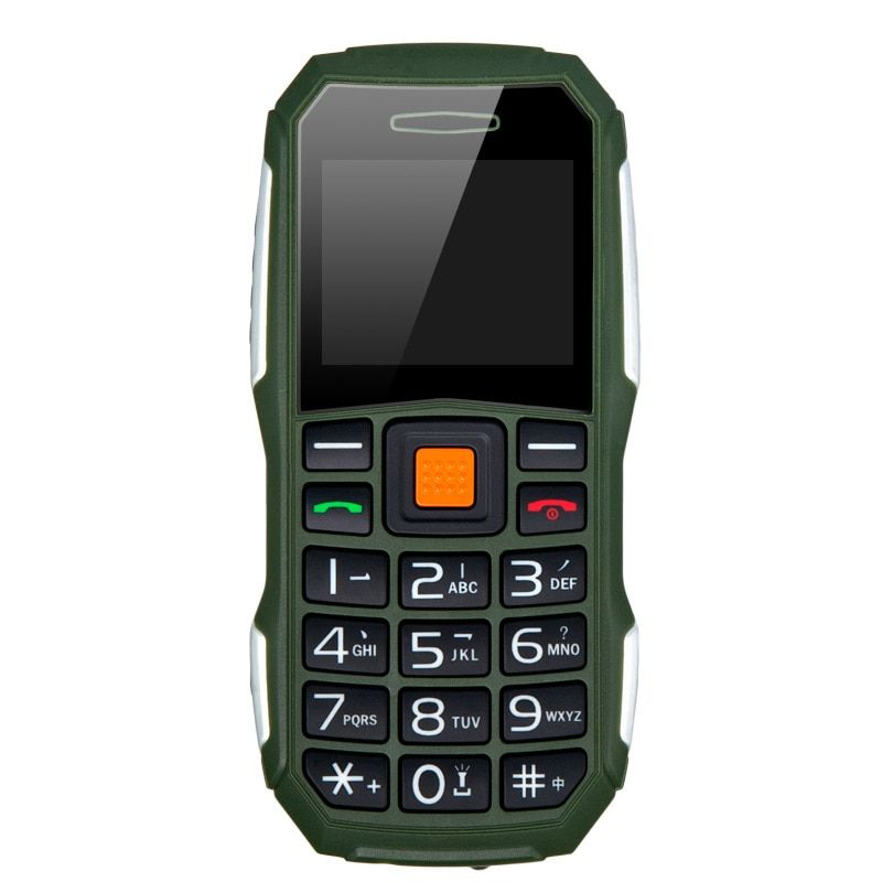 Original Old Man Low Price Mobile Camera MP3 FM Radio Shockproof Dustproof Rugged Sports Cheap Phone SD001