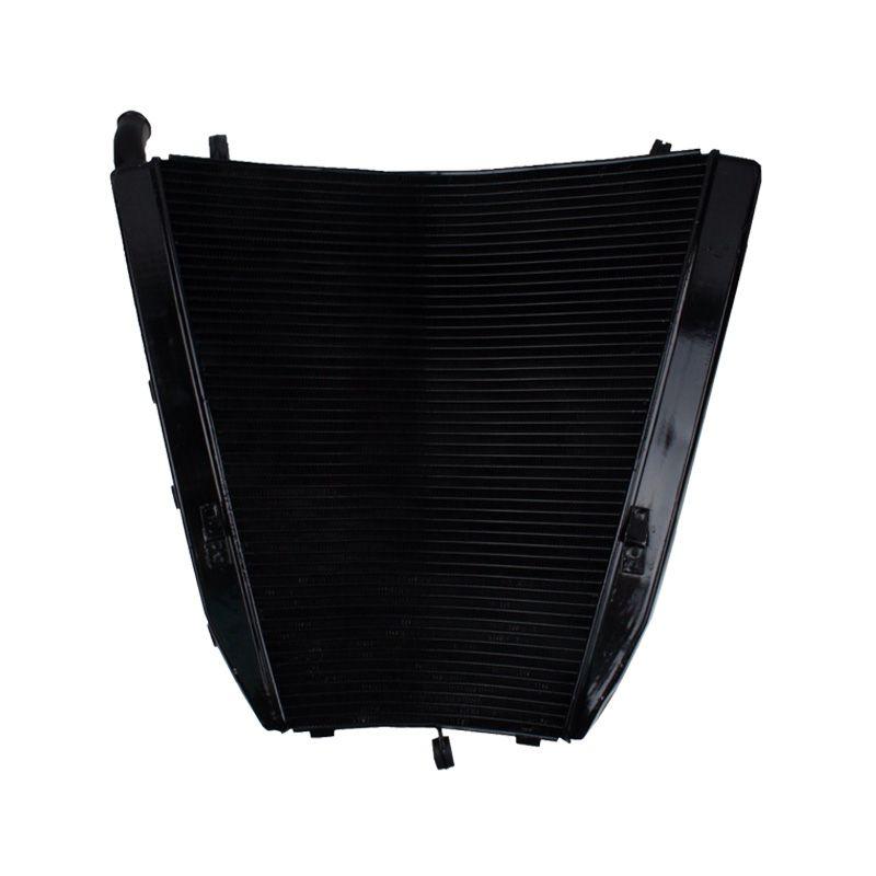 Radiator Cooler Cooling Aluminum Black For Honda CBR1000RR CBR 1000 RR 2004-2005 04 05 New