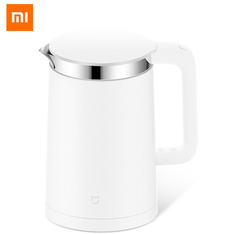 Original Xiaomi Mijia Smart Thermostatic Electric Water Kettles 1.5L 12 Hour Thermostat Support Control with Smart Mi Home APP
