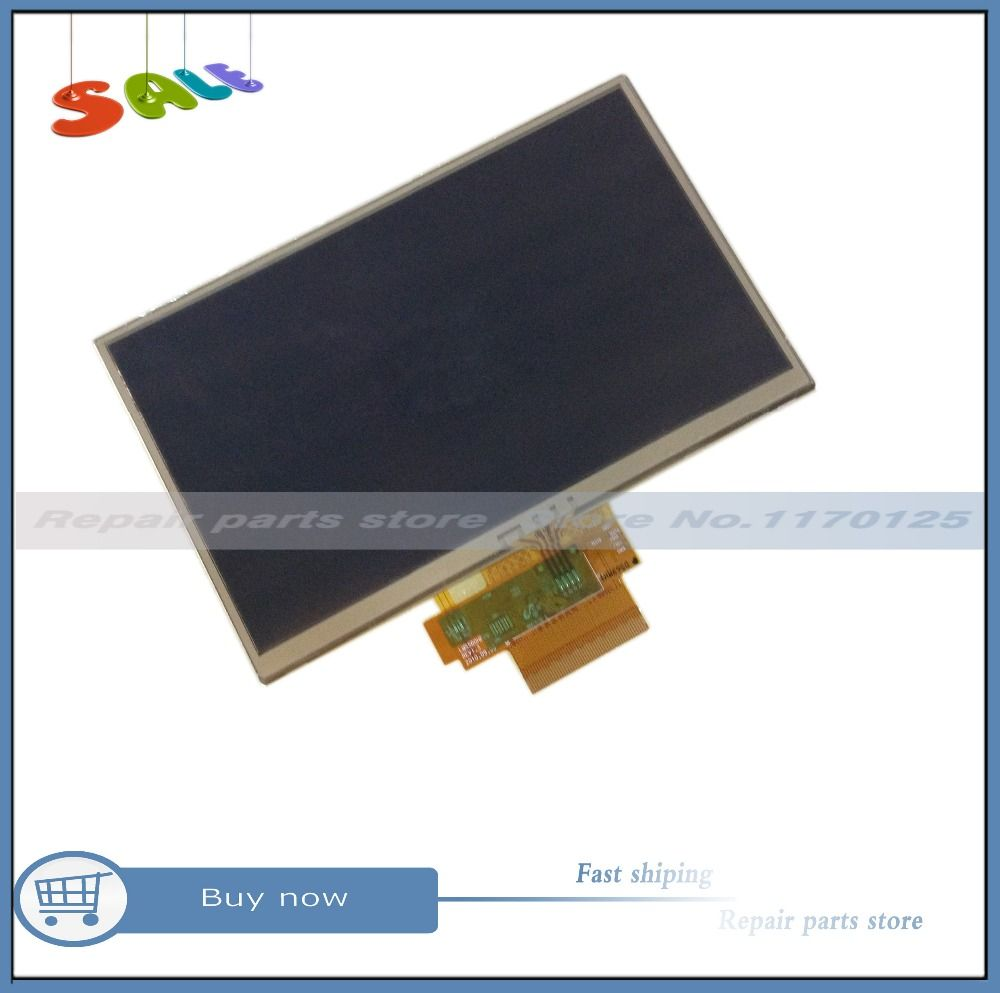 For TomTom Start 40 LCD Screen Display + Touch Screen Digitizer 4.3 inch