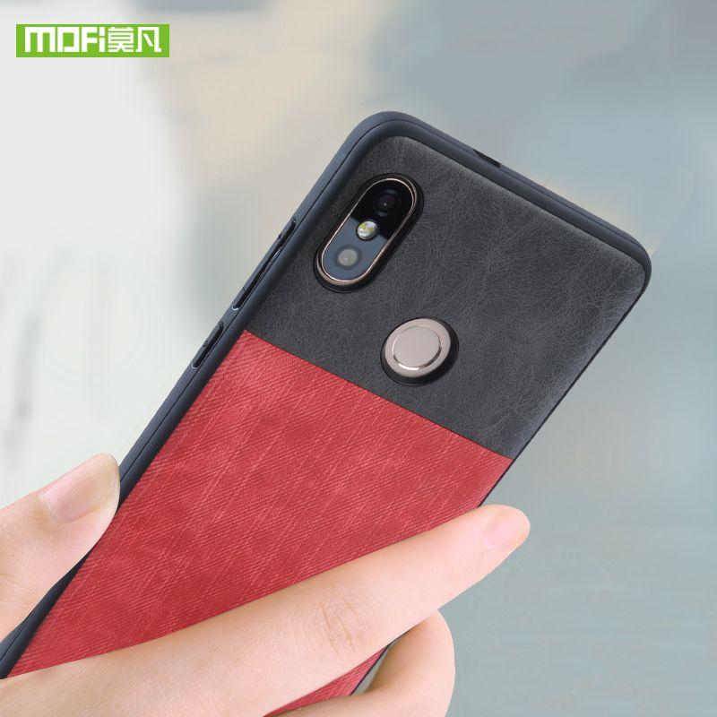 For Xiaomi Redmi Note 5 Case For Xiaomi Redmi Note 5 Pro Case cover silicone global version Mofi For Xiaomi Redmi Note 5 Case