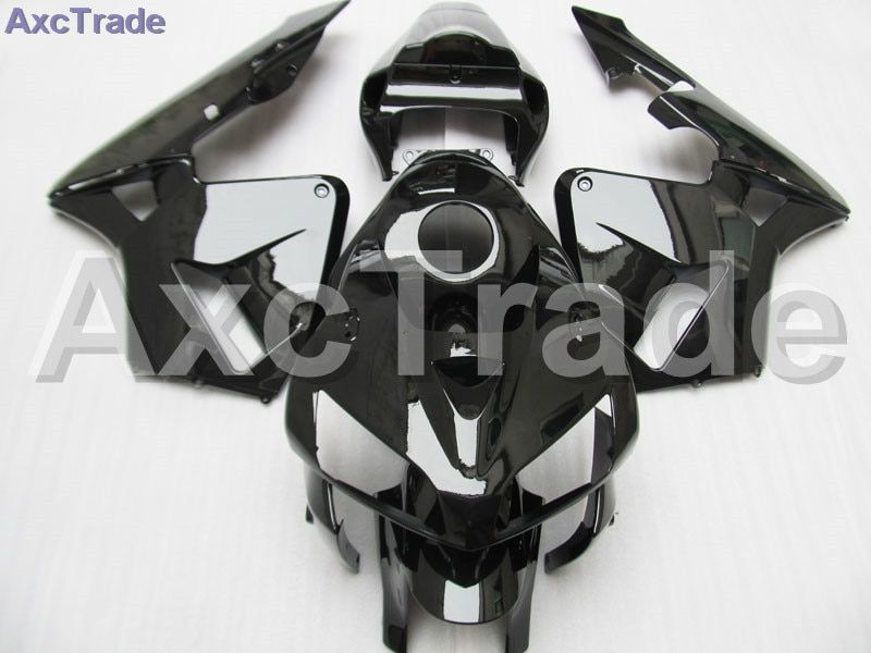 Plastic Fairing Kit Fit For Honda CBR600RR CBR600 CBR 600 2005 2006 05 06 F5 Fairings Set Custom Made Motorcycle Bodywork Black