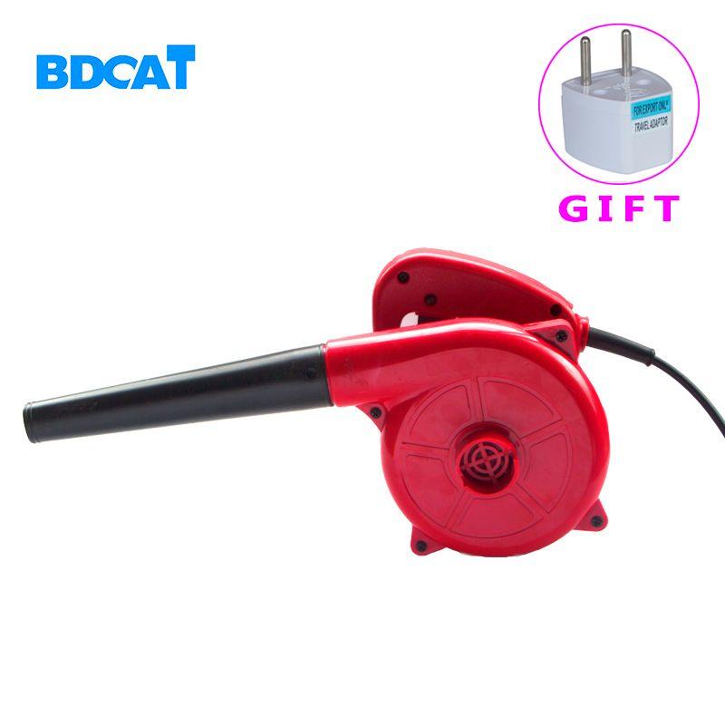 BDCAT 500 W De Soufflage/de collecte de Poussière 2 en 1 ventilateur ventilation Électrique Main Air pour Nettoyage Ordinateur Air Blower