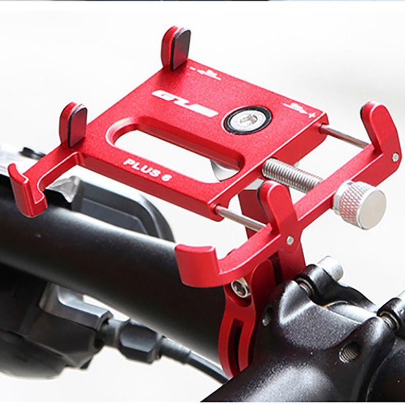 motorcycle bike bicycle phone holder Aluminum mtb <font><b>road</b></font> mountain bike motorbike cell mobile phone holder for handlebar