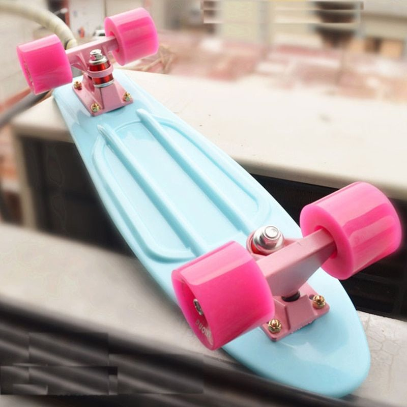 Pastel Mini Cruiser 22 inch Skateboard 22