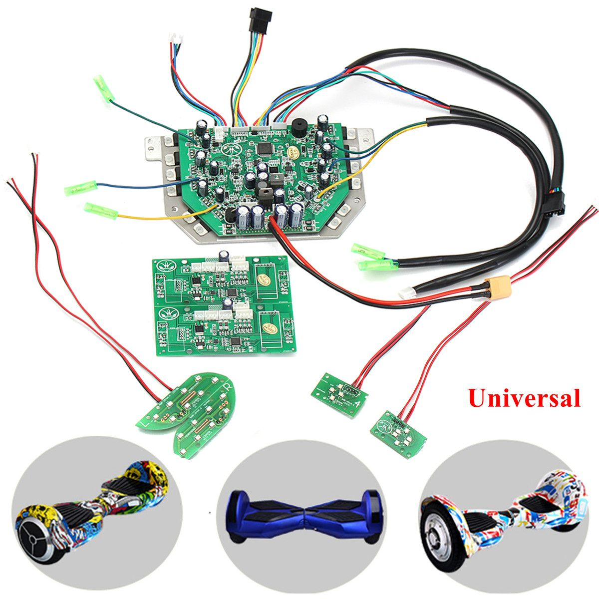 CircSelf Balancing Control Circuit Motherboard For HoverBoard Scooter Repair Parts