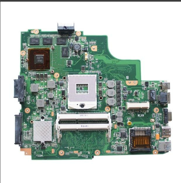 X43SV connect with printer motherboard tested by system  LAP connect board