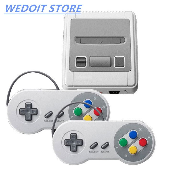 Mini TV Game Console Support HDMI 8 Bit Retro Video Game Console Built-In 621 Classic TV Games Handheld  Family Video Game