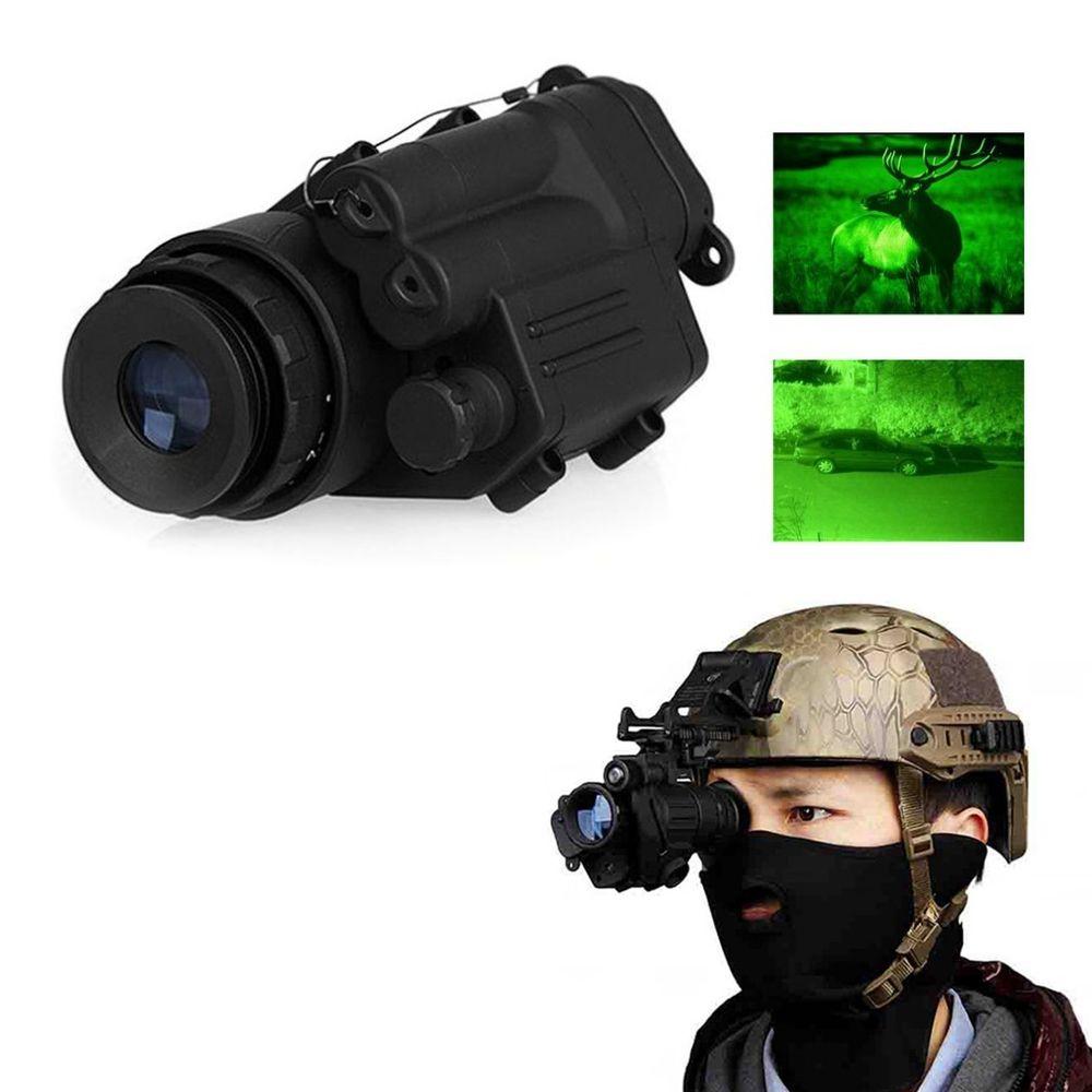 OUTAD Outdoor Jagd Nachtsichtzielfernrohr Monokulare Gerät Wasserdicht Nacht Vision Goggles PVS-14 Digitale IR Beleuchtung