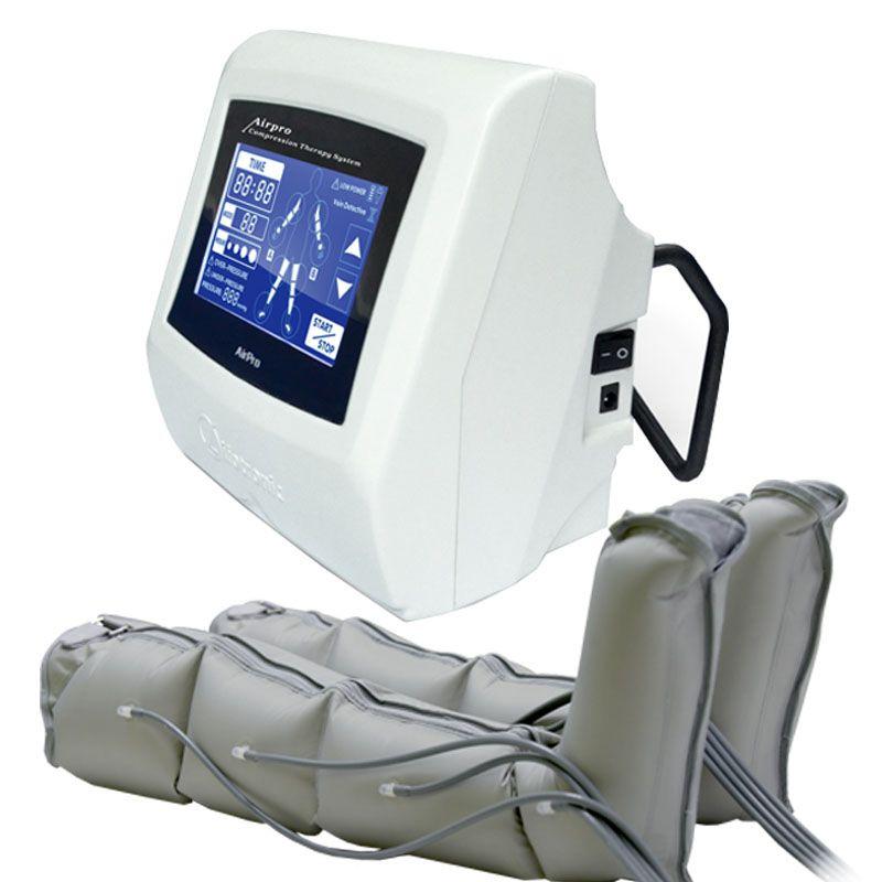Pressotherapie Lymphe Entwässerung Maschine Luftdruck Pressotherapie Körper Massager Körper Detox Gewicht Verlust Für Salon Verwenden