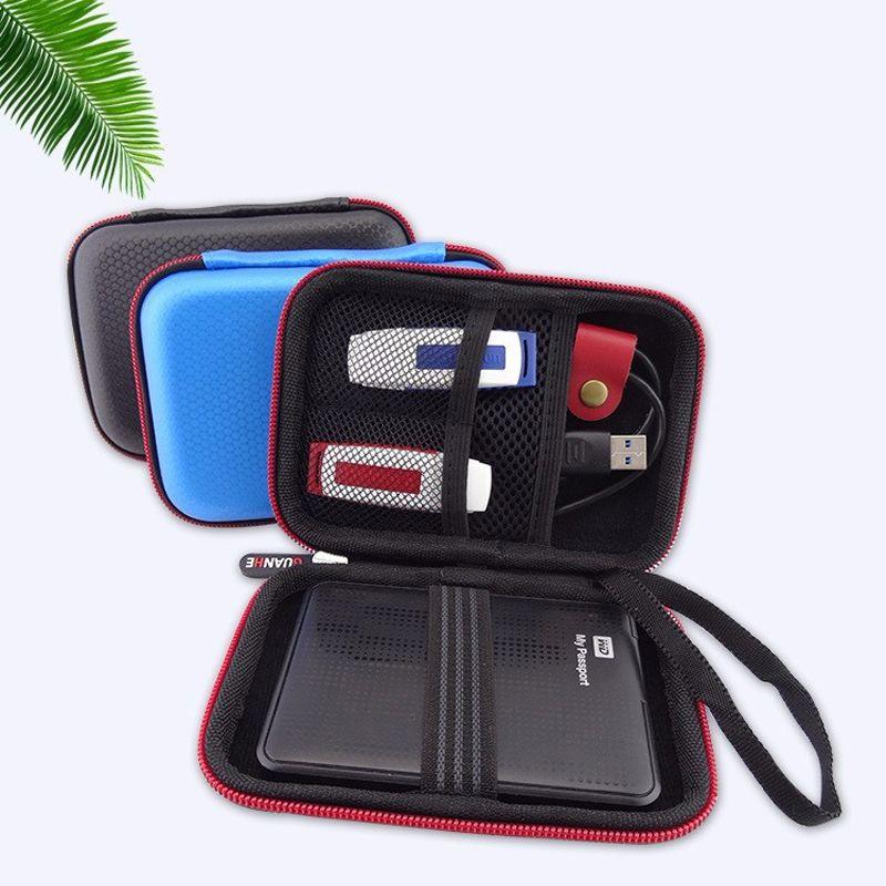 2.5-pouces Seagate HDD disque dur protection sac mobile power banque U disque cas Disque Dur Externe HDD sac GH1520
