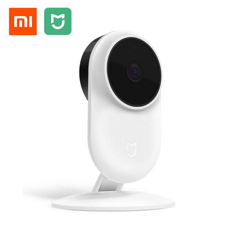 Original Xiaomi Mijia Smart IP Camera 1080P 2.4G&5.0G Wifi Wireless 130 Wide Angle Night Vision