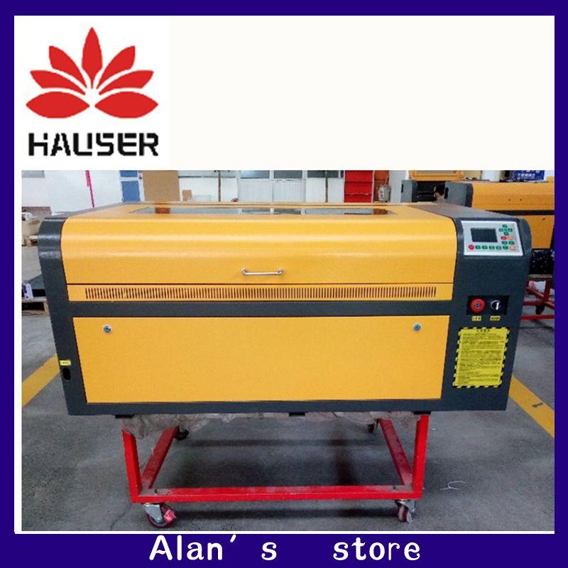 Ruida 100w 6090 laser engraving machine co2 laser engraving machine 220v / 110v laser cutter machine diy CNC engraving machine