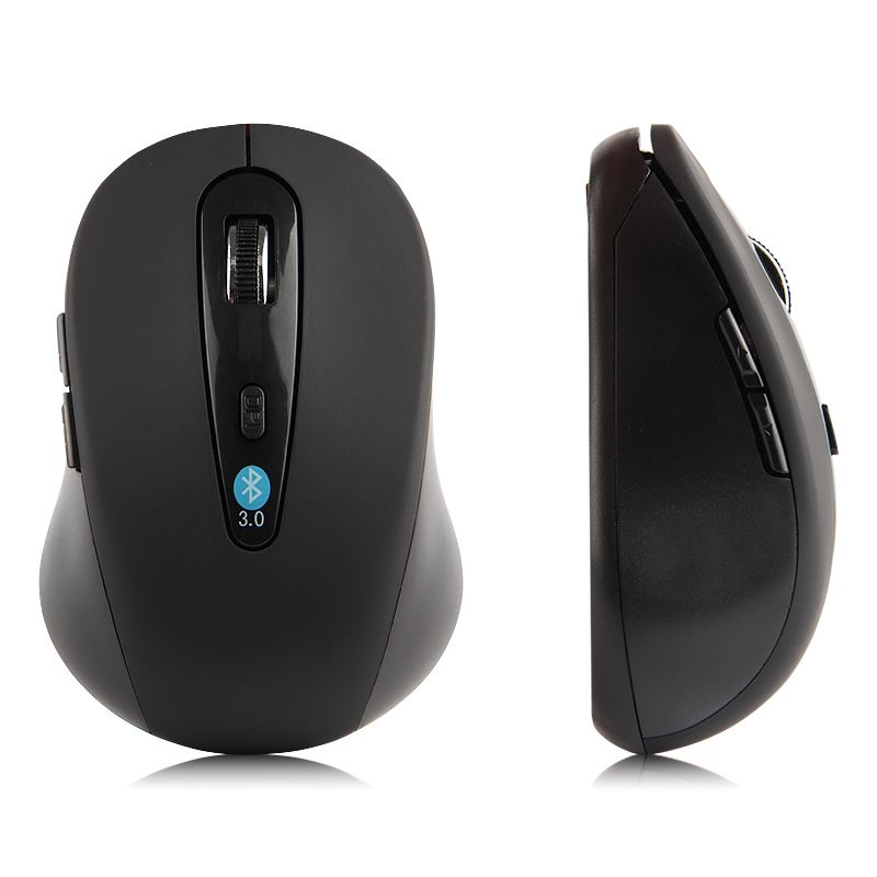 Fashion Wireless optical mouse Bluetooth 3.0 Mouse Wireless Optical Gaming Mause Mice For YEPO 737T6 15.6