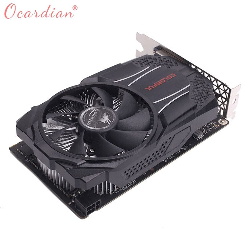 Computer Accessories Colorful GTX1060 Mini OC 3G GDDR5 192Bit PCI Express Game Video Card Graphics