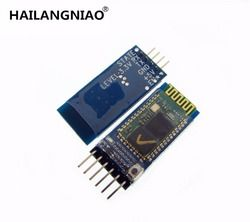1pcs/lot HC-05 HC 05 RF Wireless Bluetooth Transceiver Slave Module RS232 / TTL to UART converter and adapter