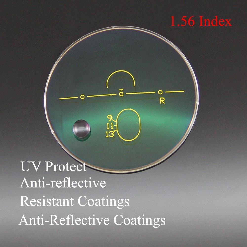 1.56 index Progressive Lenses Optical Glasses Lens Multifocal Eyeglasses Driving Reading Spectacles Lens to Eye Free Form