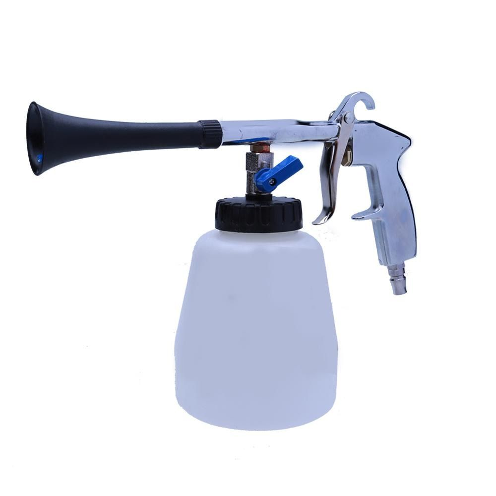 Car Wash Snow Foam High Pressure Car Washer Dry Cleaning Gun Dust Remover Automobiles Water Gun Deep Clean Washing Gun